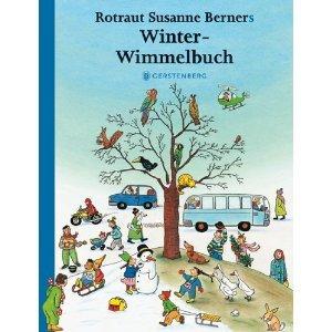 Berner, Rotraut Susanne:   Winter-Wimmelbuch