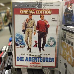"Cover ""Die Abenteurer"""