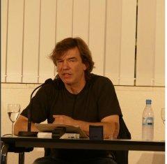"""Michael Wildenhain im """"16. Literarischen Sommer"""" zu Gast in der Zentralbibliothek am 8.7.2015"""