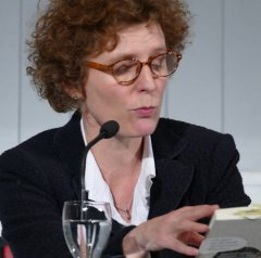 """Am 04.03. war Annette Pehnt mit ihrem Buch """"Lexikon der Angst"""" zu Gast in der Zentralbibliothek."""