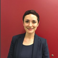 Am 12.04.2016 zu Gast in der Zentralbibliothek: Die arte/ZDF-Moderatorin: Nazan Gökdemir.
