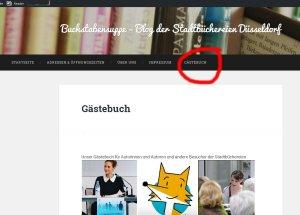 bloggästebuch
