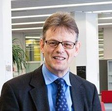 Dr. Norbert Kamp (der Chef), Direktor der Stadtbüchereien