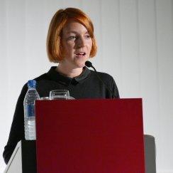 Am 23.11.2016 war Dr. Verena Meis im 4. Literarischen Schnellkurs zu Thomas Bernhard Gast in der Zentralbibliothek.