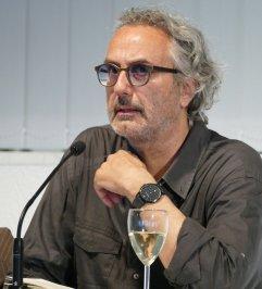 Friedrich Ani war am 14.6.2017 Gast in der Zentralbibliothek.