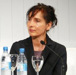 """Alissa Walser war am 26.7.2017 im Rahmen des """"18. Literarischen Sommers"""" Gast in der Zentralbibliothek."""