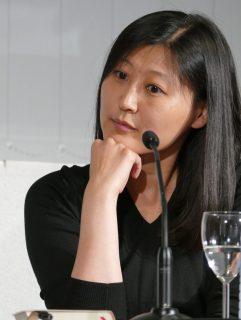 """In der Reihe """"Wortwelt – Fokus Korea"""" war die gebürtige Koreanerin Anna Kim am 24.10.2017 mit einer Lesung zu """"Die große Heimkehr"""" zu Gast in der Zentralbibliothek."""