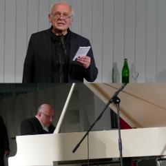 Das Literaturkonzert am 1.3.2018 stand unter dem Thema: F. Scott Fitzgeralds. Am Piano saß Jörg Hegemann und begeisterte zusammen mit Peter Welk das Publikum.