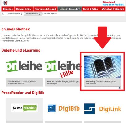 eLearning onlineBibliothek