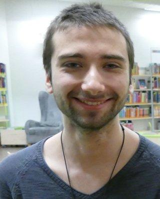 David (dt), FaMI in der Zentralbibliothek