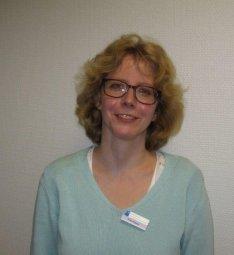 Katrin (ka), Lektorin bei den Stadtbüchereien